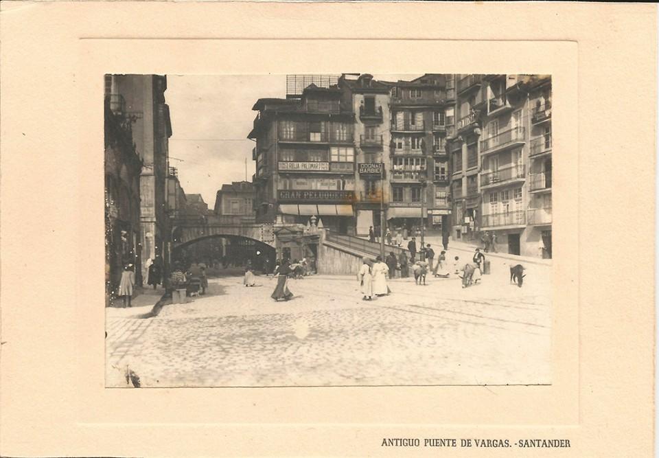 Antiguo Puente de Vargas