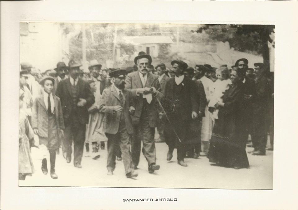 106 - El Alcalde Macario Rivero con Pablo Iglesias