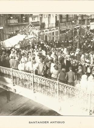 115 - Entrada del Obispo Juan Plaza García. Puente de Vargas