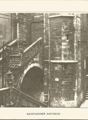 129 - La Catedral. Escalera de los Mártires