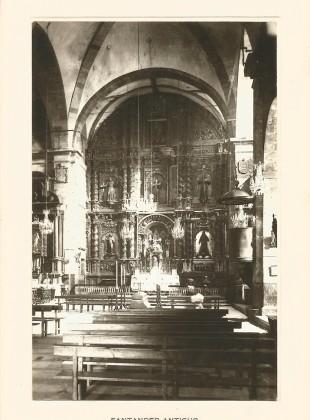 19 - Interior de la Iglesia de San Francisco