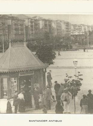23 - Avenida Alfonso XIII, Kiosco