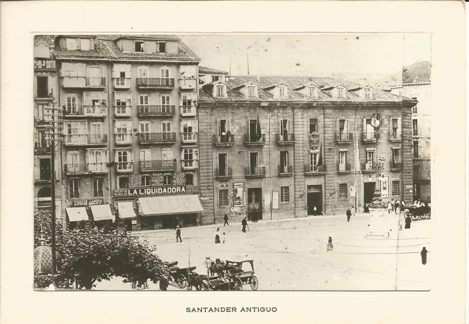 37 - Avenida Alfonso XIII. Ribera. Edificio de la aduana