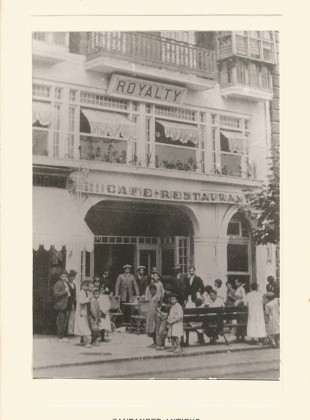 "44 - Café ""Royalty"". Ribera"