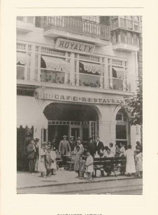 "44 - Café ""Royalty"". Ribera"