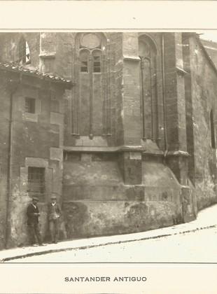 56 - Antiguo convento de las Clarisas. C/ Santa Clara