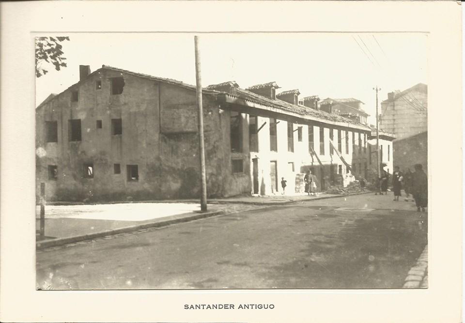 57 - Casas de Sotileza. Calle Alta