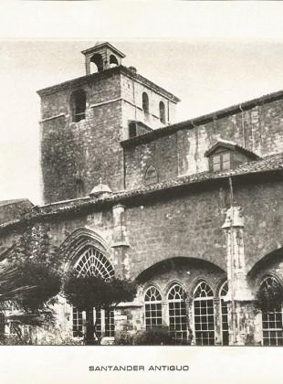 60 - Catedral, vista desde el claustro