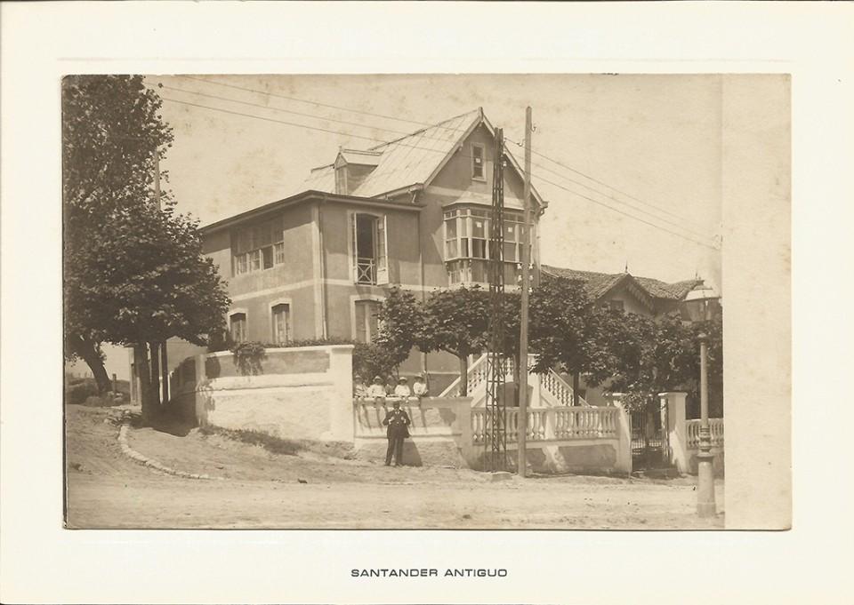61 - El Sardinero. Chalet