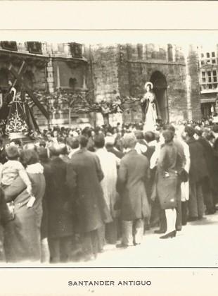 67 - Última procesión de Viernes Santo. Iglesia San Francisco
