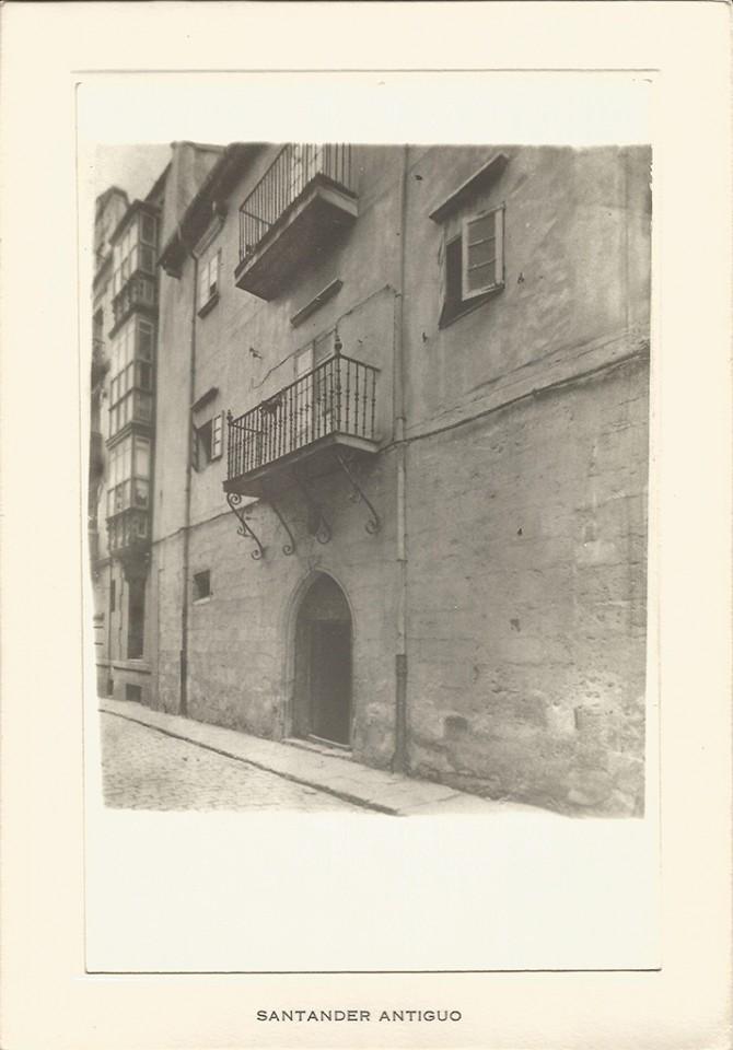 71 - Casa llamada de la Inquisición. Rua Mayor