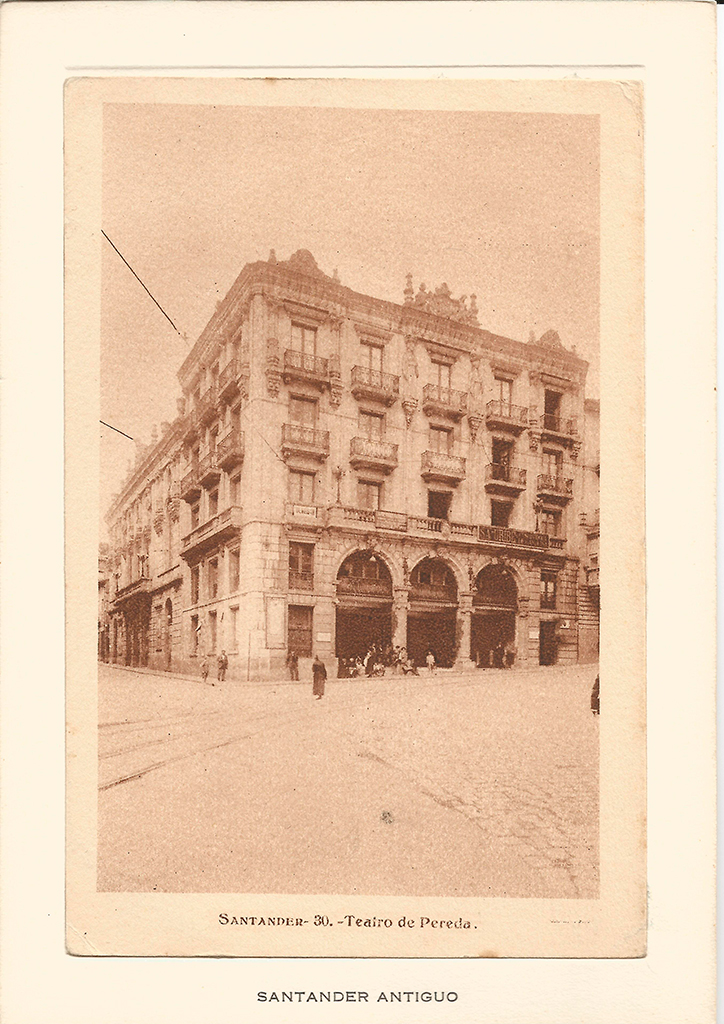 8 - Teatro Pereda Junto calle Río de la Pila