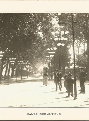80 - Segunda Alameda. Ferias de Santiago
