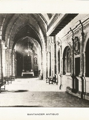 82 - Interior de la Catedral