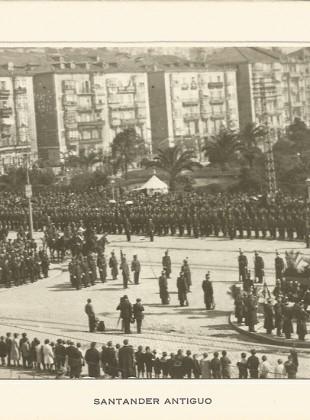 86 Avenida de Alfonso XIII. Actos centenario del 2 de Mayo 1808