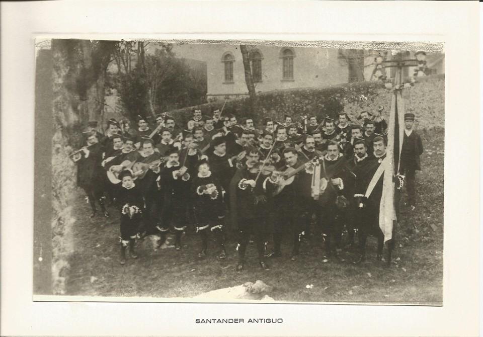 149 La estudiantina Santander